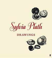 Sylvia Plath: Drawings by Hughes, Frieda Hardcover Book 9780571295210 NEW