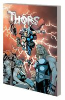THORS TP BATTLEWORLD MARVEL COMICS TPB NEW