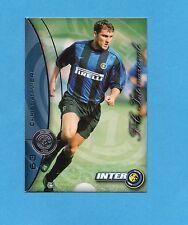 INTER CARDS 2000- numero 63- CHRISTIAN VIERI -NEW