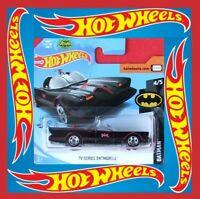 Hot Wheels 2020  TV SERIES BATMOBILE   #BATMAN#  197/250  NEU&OVP