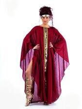 Disfraz Nerea de Roma deluxe tunica roja romana mujer talla M 42
