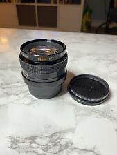 MC Kiron 28mm f/2 Wide Angle Prime Lens For Nikon RARE
