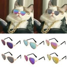 Cat Glasses Costume Sunglasses Heart Funny Photos Props Dog Eye-wear Accessories