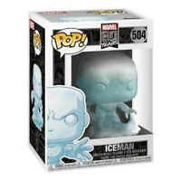 X-MEN ICEMAN 80TH ANNIVERSARY FUNKO POP VINYL New in Box