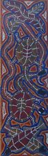 Yallaroo, Rock Art 11, Aboriginal Cave and Rock Painting, Original Art Print.