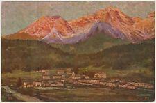 PADOLA - ALTO CADORE - COMELICO SUPERIORE (BELLUNO)