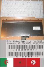 Arabic qwerty keyboard toshiba satellite a200 a205 a210 a215 m200 g83c0008x2 white