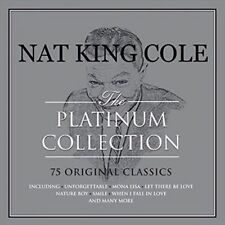 The Platinum Collection 5060342021946 by Nat King Cole CD