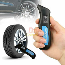 Digital LCD Display Tire Tyre Air Pressure Gauge Meter Tester For Car Truck Bike