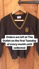 "MGGS Uniform 28/"" Brown School Blazer"