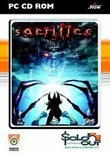 Sacrifice (PC CD ROM Game) New/Sealed