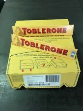 20 x 100g Milk Toblerone