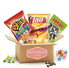 New Mini Taste Of Asia Asian Snacks Package! Snacks from Japan & Asia! Ships NOW