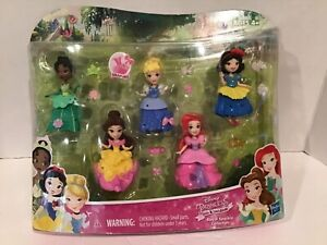DISNEY PRINCESS LITTLE KINGDOM ROYAL SPARKLE COLLECTION NIP