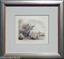 THE OMVAL Rare Engraving After Rembrandt By Amand-Durand + FREE FRAME & SHIPPING