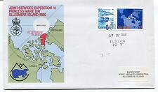 EUREKA Princess Marie Bay Ellesmere Island Polar Antarctic Cover