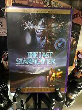 The Last Starfighter (DVD) 1984 Lance Guest - Sci-Fi 80's Classic *VG++ w/Insert