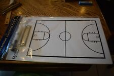 New Classic Sport Basketball Coaching Board Dry Erase Clipboard with Marker