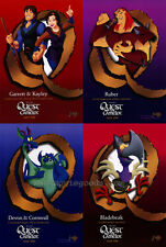 QUEST FOR CAMELOT Movie POSTER 27x40 B