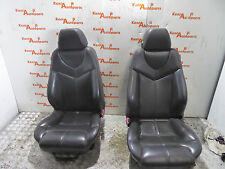 ALFA ROMEO GT COUPE 2003 LEATHER INTERIOR SEATS AND DOOR CARDS