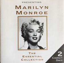 Marilyn Monroe - The Essential Collection  - Double CD