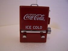 TableCraft Coca-Cola Vending Machine Toothpick Dispenser New in box