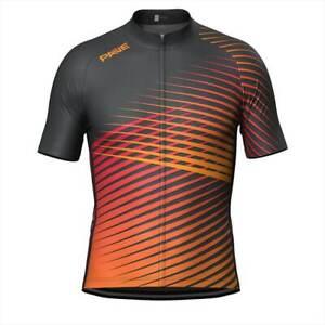 PAVE Retro Strobe Cycling Jersey