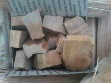 Cherry Wood Chunks for Smoking BBQ Grilling Cooking Smoker Priority Shipping
