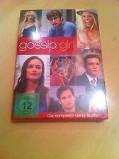 Gossip Girl Season Staffel 4 Vier OVP DVD Blake Lively Penn Badgley