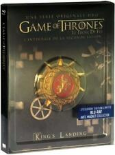 Game of Thrones Season 2 Blu-ray Steelbook w/Collectible Magnet [Import]