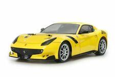 [Tamiya] Ferrari F12tbt TT02 1/10 electric RC Car Series No.644 chassis on road