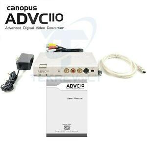 Canopus ADVC-110 Advanced Digital Video Converter