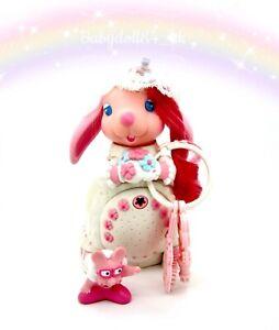 ⭐️ Keypers ⭐️ Vintage Tonka Joyful Rabbit Complete w/Accessories & Bowtie Finder