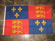 3x5 Queen Elizabeth The First 1st England English Flag 3'x5' Brass Grommets