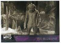 2016 Topps Doctor Who Timeless Trading Card #8 The Silurians