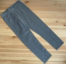 Janie And Jack Girls Gray Pants Size 8-10