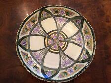 "Rosenthal Selb Versailles Bavaria Classic Art Nouveau Gold Dessert Plate 7 3/4"""