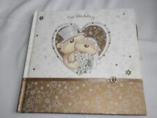 BRAND NEW WEDDING GUEST BOOK - OUR WEDDING