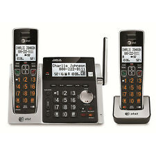 Att-Cl83213 Dect 6.0 2 Handset Answering System with Caller Id and Call Waiting