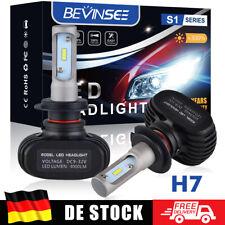 H7 LED Scheinwerfer Birne Abblendlicht Fernlicht für Mercedes CLS C219 2004-2010