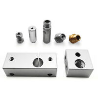 MK10 Hot End Nozzle Full Metal Kit for Wanhao i3/MakeBot/Creator Pro