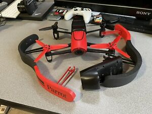 Parrot Bebop 14 MP Camera Drone - Red