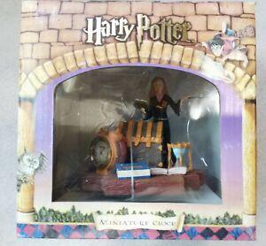 Harry Potter Miniature Clock