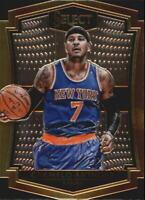 2015-16 Select New York Knicks Basketball Card #112 Carmelo Anthony PRE