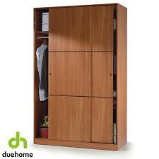 armarios roperos de mdf/aglomerado-efecto madera para el hogar | ebay - Imagenes De Roperos De Madera