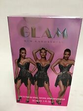 GLAM By KIM KARDASHIAN FOR WOMEN PERFUME SPRAY 1.0 OZ 30 ML NEW IN SEALED BOX