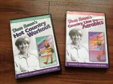 Diane Horner's Hot Country Workout & Country Line Dance Aerobics (2 DVDs 2004)