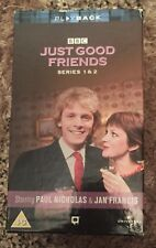 Just Good Friends VHS Tape Video Box Set Series 1 & 2 PG 2003