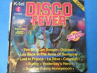 Disco Fever  331/3 LP