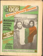 OOR 1979 8 Massada NEDERPOP Dutch PUNK Bintangs STIPS Normaal VERONICA Plurex